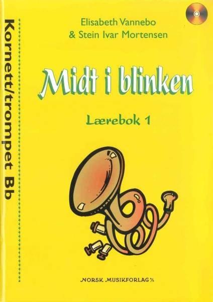 Bilde av Midt i Blinken Kornett/Trompet, bok 1