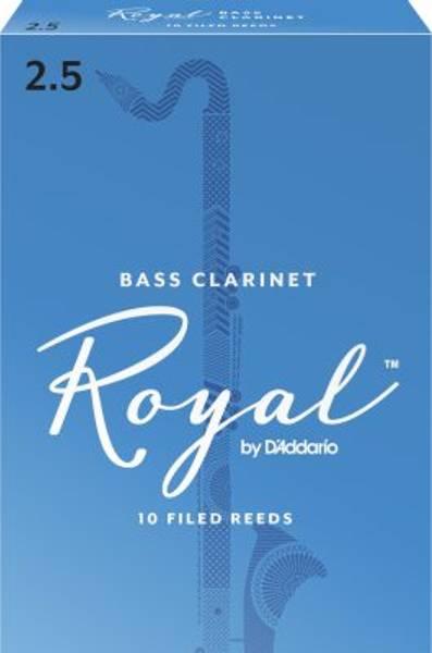 Bilde av Rico Royal Bassklarinett No.2,5
