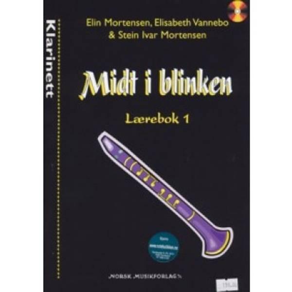 Bilde av Midt i Blinken Klarinett, bok 1